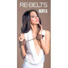 Наручники Rebelts Maya Brown
