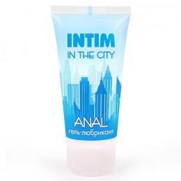 Анальный гель-лубрикант INTIM ANAL in the city 60 мл